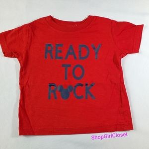 💥Just In💥 Ready To Rock-Mickey 12 Months
